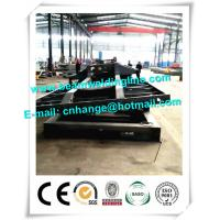 China Remote Control Method Box Beam Production Line Chassis Hydraulic Turning Machine factory