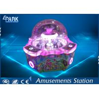 Buy cheap eletronic indoor claw crane prize game arcade amusement machine from wholesalers