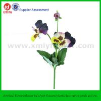 Buy cheap Stage Decoration Flower Of Pansy Spray from Wholesalers