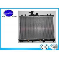 China High Heat Transfer Nissan Car Radiator Cooling Water Radiator PA 380x608x16mm on sale