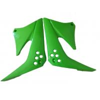 Buy cheap Green Color Motorcycle Fuel Tank Protector Guard Solid Material Fit Kawasaki KLX125 from Wholesalers
