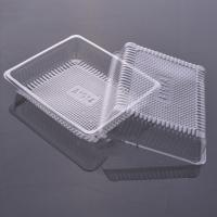 Buy cheap plastic thermoforming machine for making disposable cake container tray from Wholesalers