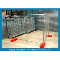 China Hot Dipped Galvanized Temporary Fencing Panels Australia Standard on sale