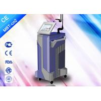 Buy cheap Professional Co2 Fractional Laser For Skin Rejuvenation , Scar Removal , Vaginal Tightening Machine from Wholesalers