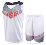 Customization Ventilate Basketball Jersey for Basketball Player Training
