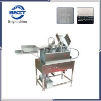 China pharmaceutical injection filling machine for 10ml ampoule with two head factory