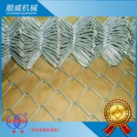 Chain Link Fence Making Machine Weaving Diameter 1.4mm - 5.0mm