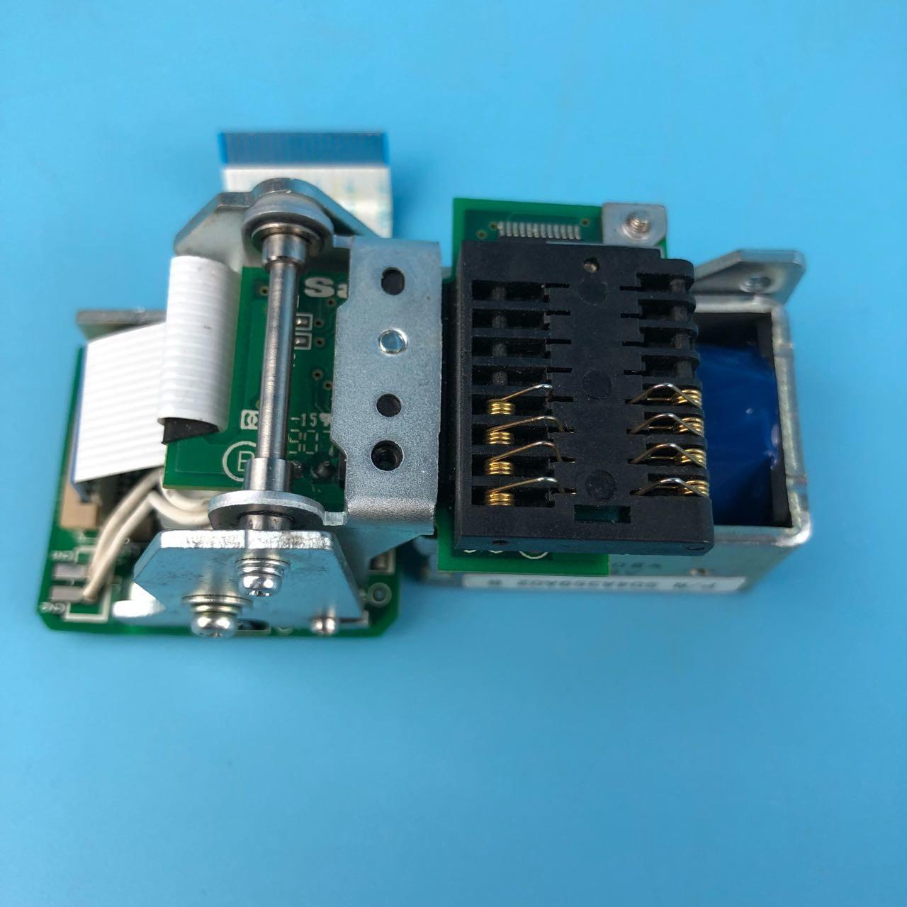 China Card Reader NCR ATM Parts 0090018643 009-0018643 ATM Bezel Overlay Material factory