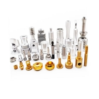 Buy cheap Electrogalvanizing a0.1 CNC Precision Machining Parts OEM 5 Axis from wholesalers