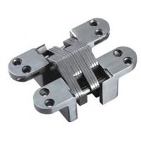 China 180° Casting Stainless Steel Concealed Hinges For Fireproof Door Villa Door factory