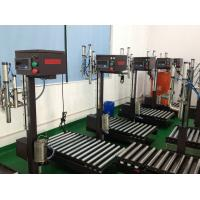 Buy cheap factory price single nozzle 20-300kg oil filling machine,weight liquid filling machine from Wholesalers