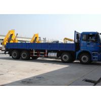 China Commercial 6.3T Articulated Boom Crane 11m Lifting Height with CE Certificate factory