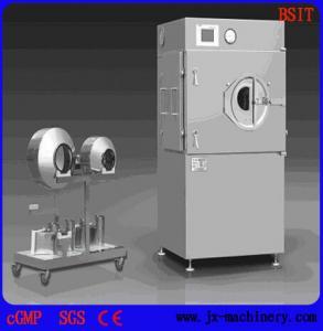 China Bgb-10f labortary model High-Efficency tablet/pill Filim-Coating Machine factory