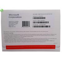 Quality Microsoft Windows 10 Home / Windows 10 Professional OEM 64 bit With Online Activation Guarantee wholesale