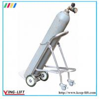 Buy cheap Fold-down Stainless Steel Cylinder Hand Truck TY120A from Wholesalers