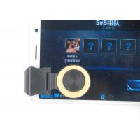 China Button Controller Touch Screen Joystick , Mini Game Joystick for Smartphone and Tablets factory