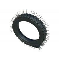 Buy cheap Costum 450-15 Solid Tricycle Tires Rubber 45%-56%  ISO Certification from Wholesalers