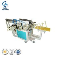 China semi-automatic  tissue paper  bag packing with low price,color customization on sale