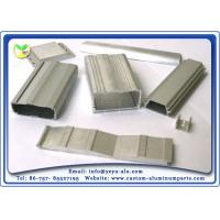 Buy cheap Custom CNC Aluminm Parts Aluminium Extrusion Case for Battery Case from Wholesalers