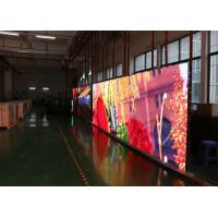 Buy cheap Commercial LED Wall Panel System , P5 LED Video Wall SMD Iron Billboard from Wholesalers