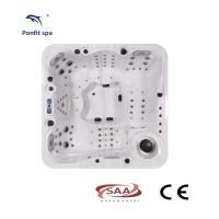 Buy cheap European Standard Portable Hot Tub Acrylic Material Optional Color Jet Hot Tub from Wholesalers