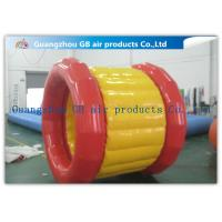 China Funny Inflatable Water Roller Water Toys For Adults Summer Sport Games factory