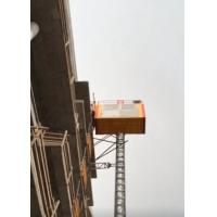 Buy cheap SC200BG Building Site Hoist Rack And Pinion VFC Motor Control Lifting Speed 0–60 M/Min from Wholesalers