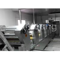 Buy cheap 62 500 Cakes 450mm Roller Fried Bag Automatic Noodle Making Machine 80g Per Cake from Wholesalers