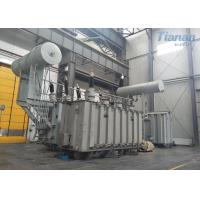 Buy cheap Earthing Oil Immersed Power Transformer 220kv 240mva Compact Structure from Wholesalers