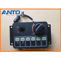 Buy cheap 21N8-20505 Membrane Switch Box Ass'y Monitor Hyundai R210LC7 from wholesalers