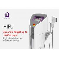 Buy cheap 3.2Mhz Frequency HIFU Machine For Skin Rejuvenation Facial Treatment 45 * 31.5 * 39.5cm from Wholesalers