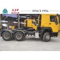Buy cheap Used and New LHD / RHD HOWO Tractor Truck For Sale In Cheap Price from wholesalers