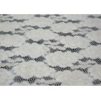 Buy cheap Jacquard Brushed Lace Anti-Static Fabric With 140cm Width SGS CY-LQ0041 from Wholesalers