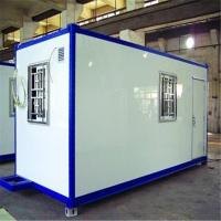 China container house luxury easy assemble prefab construction buildings for camps factory