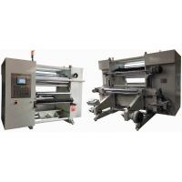 Buy cheap Kraft Paper Slitting And Rewinding Machine With  Big Touch Screen from Wholesalers