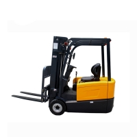China 1.8 Ton FD18T Mast Lifting Small Electric Forklift factory