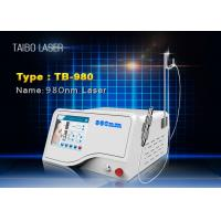 China 15W Laser Diode 980nm Vascualr Lesions Laser Treatment / Laser Vascular Removal on sale
