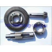 Buy cheap Forged Steel CNC Machining Bevel Gear , Heavy Duty Spur Gear And Helical Gear from Wholesalers