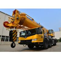 China Extended Streamline XCT12L4 Truck Hydraulic Mobile Crane excellent performance factory