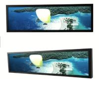 China Shopping Mall Lcd Advertising Player , 21 Inch Lcd Digital Signage Easy Connection factory