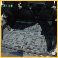 China Anti - Puncture Clear Automobile Carpet PE Protective Film For Easy Clean on sale