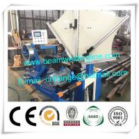 China HVAC Air Pipe Production Line , Air Duct Wind Tower Production Line factory
