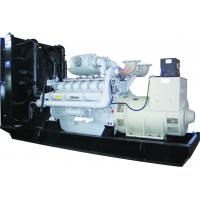 China 4012-46TWG2A Perkins Diesel Power Generator 1000kw With Stamford Alternator factory