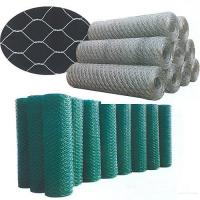 Buy cheap 0 . 7 MM Diameter Hexagonal Chicken Wire Mesh 3 / 4 Inch 30 M Roll from wholesalers