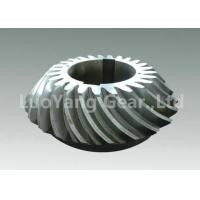Buy cheap High Precision Angle Bevel Gears with CNC Machining , Max Module 46mm from Wholesalers
