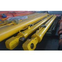 Buy cheap High Efficiency Hydraulic Single Acting Cylinder Ram Type Hydraulic Cylinder from Wholesalers