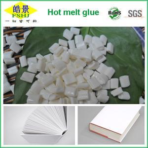 Resin Bookbinding Hot Melt Glue For Magazine , Hotmelt Book Binding Adhesive Glue