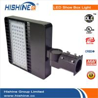 LED Area Lights, LED Parking Lot Lights, Shoebox Style 100W Replacement for 300W Metal Halide and 300W HPS