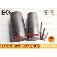 Buy cheap High - Temperature Useful Graphite Products Carbon Rod Different Sizes High Pure from Wholesalers