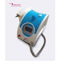 China mini 1064nm 532nm q switch nd yag laser removal tattoo factory